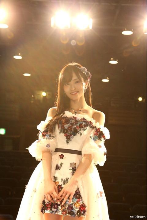 【悲報】山本彩さん、リクアワ順位発表中にNMB48の曲がもう入ってないことをネタバレwww
