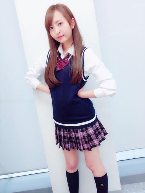【HKT48】森保まどかが茶髪にして更に可愛くなる!!!