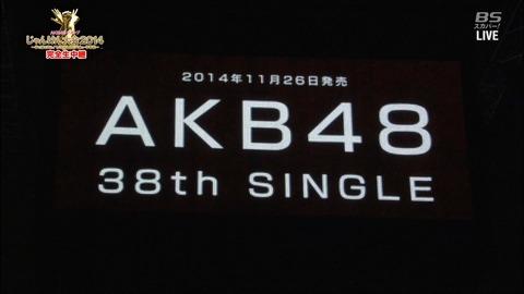 【悲報】38thメディア選抜に若手なし【AKB48】