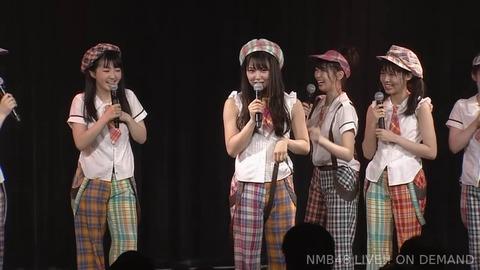【画像】NMB48白間美瑠さん「タンポポの決心」の衣装でアソコを刺激して遊ぶwww