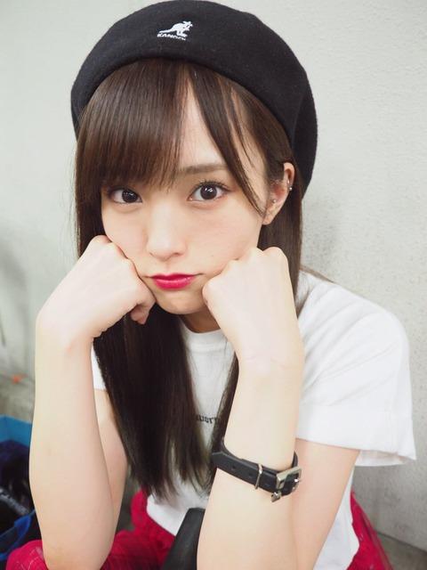 【AKB48】NMB48選抜1枠に山本彩がコメント「悔し過ぎるな」