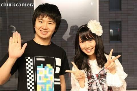 【SKE48】高柳明音さん、結婚した若林正恭さんとの思い出の画像を投稿