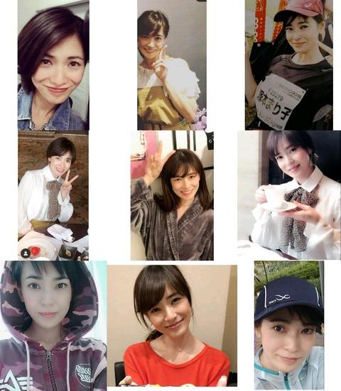 【元AKB48】塚本まり子さん(42)の現在が可愛過ぎる!!!