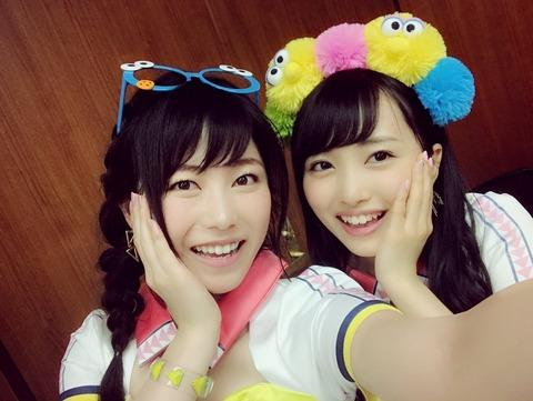 【AKB48】みーおん「横山さんは未成年の前ではあまりお酒を飲まない」【向井地美音・横山由依】
