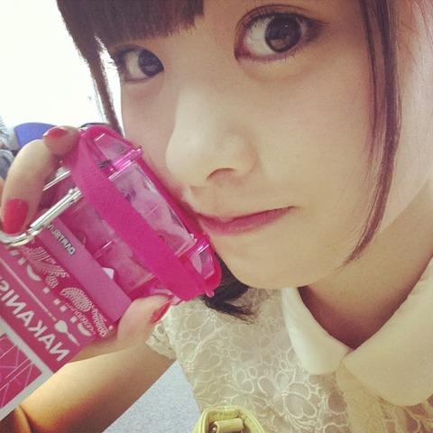 【AKB48】岩田華怜と中西智代梨って