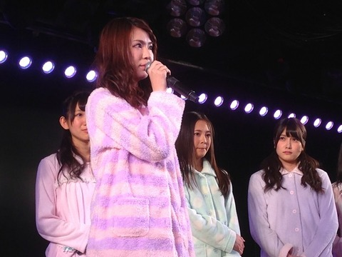 【悲報】AKB48菊地あやか卒業
