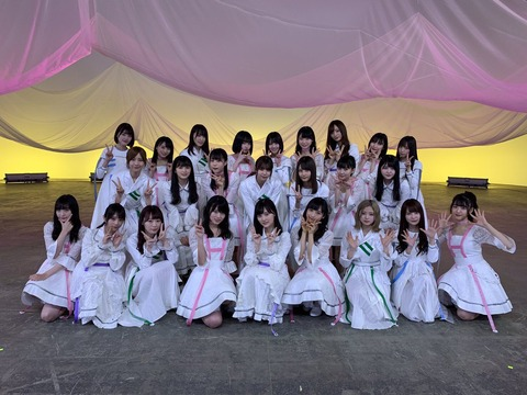 【AKB48G】総監督横山由依「坂道と違って国民的ヒット曲があるのがAKBの強み」