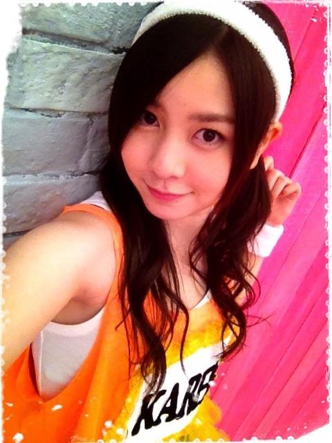 【AKB48】岩田華怜「次の総選挙が私の中で、最後の勝負です。 」