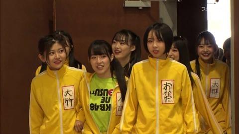 【AKB48】16期vsドラフト3期、秋のスポーツテストキタ━━━(゚∀゚)━━━!!【ネ申テレビ】