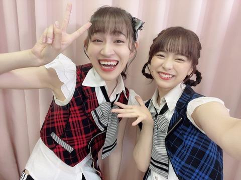 【AKB48】左のメンバーをルックス評価してくれ