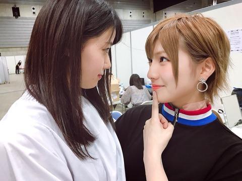【AKB48】岡田奈々のレズアピールって最高やなって