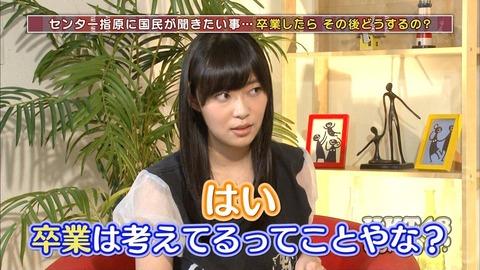 【AKB48G】今卒業されたら困るメンバーBEST5と言えば?