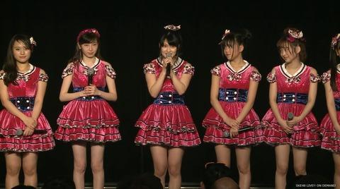 【SKE48】東李苑、劇場公演で卒業を発表