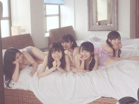 【画像あり】田野ちゃんのおっぱいがエロい【AKB48・田野優花】