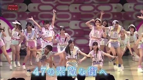 【AKB48】エイトちゃん「47は素敵な街の数~♪」俺「はい、嘘乙w」【チーム8】