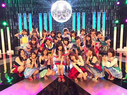 【AKB48SHOW】「ハイテンション」選抜の代役にとむせいちゃんとか最高かよ!!!【武藤十夢・福岡聖菜】