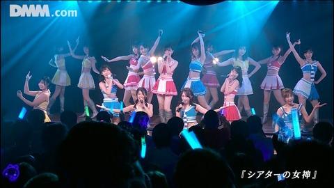 【朗報】AKB48チームB初日公演動画が、2ヶ月前に公開されたチームKⅡの再生数を1日で上回るwww