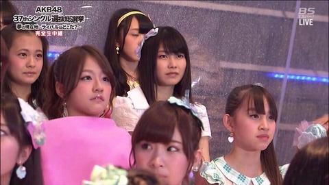 【悲報】AKB48島田晴香、圏外確定!!【総選挙】