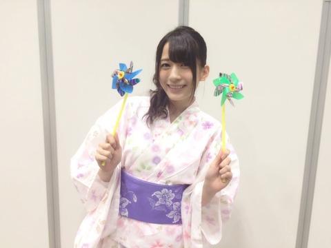 【AKB48】ビジュアルも人気もある佐々木優佳里が運営に推されるにはどうすれば?