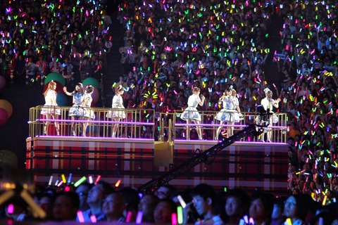 【AKB48】あのー、今年は東京ドームないんですかね?