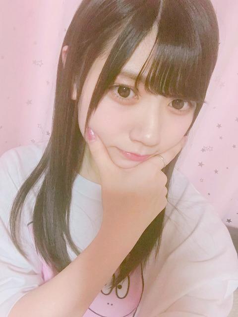 【HKT48】山田麻莉奈は顔だけならかなり上位のメンバーだよな?