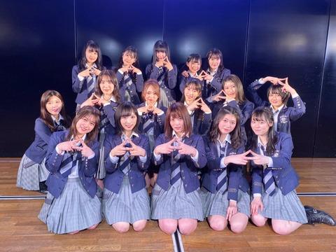 【AKB48】目撃者公演の配信で目に付いた子は前田彩佳ちゃんやね