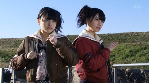 【AKB48】こじまことなーにゃが水をかぶったら狸に変化するドラマが見たい【小嶋真子・大和田南那】