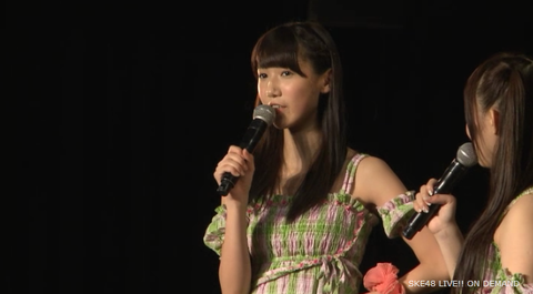 【HKT48】田中菜津美コロコロネタの件で支配人とマネに怒られる