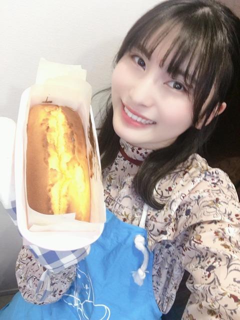 【AKB48】福岡聖菜ちゃん、割れ目にドロドロの白い液体を流し込む動画が流出www