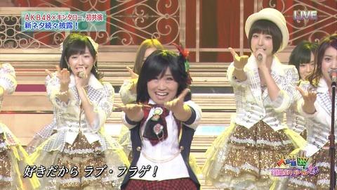 一般人「AKB48はキンタローしか分からない。」