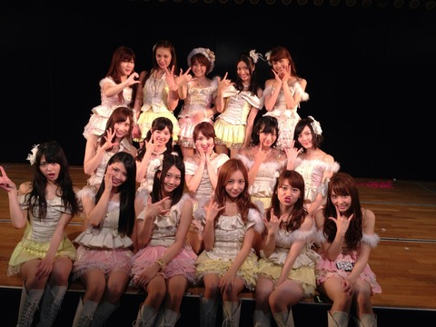 【AKB48】大島チームKの思い出ある?