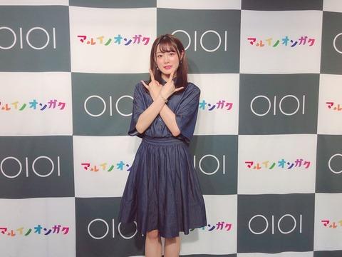 【朗報】元NGT48長谷川玲奈さん、声優としてトークショーに出演!
