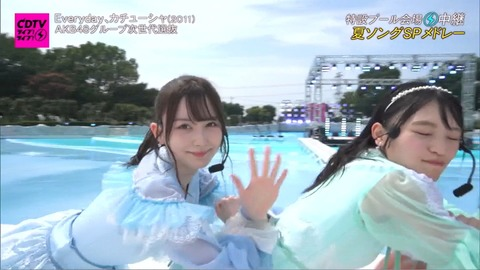 【ファインプレー】NMB48山本望叶をあのカメラに抜かれ易い端のポジションに配置したのは誰なんだ?