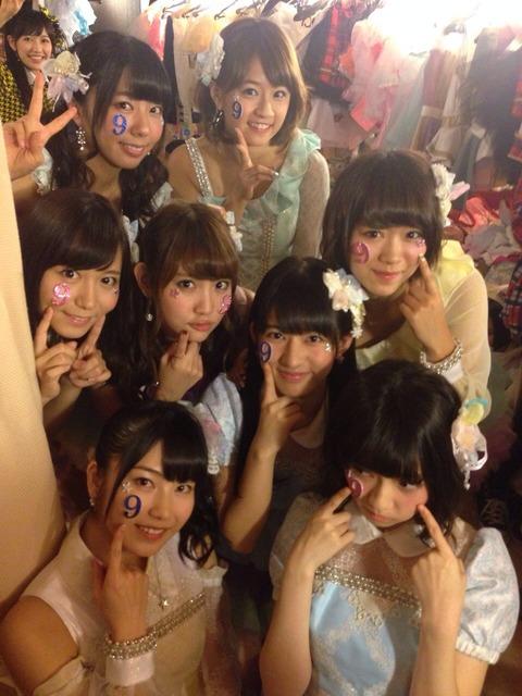 【AKB48】9期12期15期で真の黄金世代は何期なの?