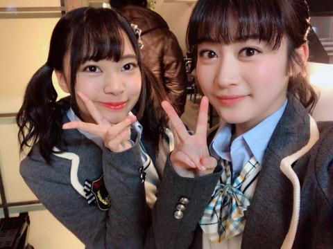 【朗報】NMB48山田寿々が急激に可愛くなってきている件
