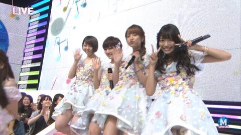 【定期】れなっちがMステで見つかったwwwwww【AKB48・加藤玲奈】