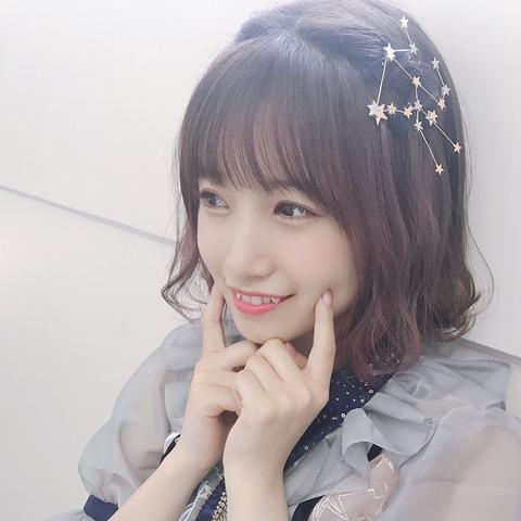 【HKT48】もしも朝長美桜たすと付き合えたら何がしたい?