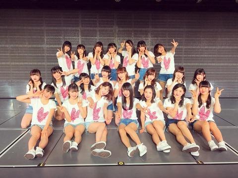 【悲報】NGT48劇場、4月は特別公演以外の通常公演ゼロ!!!