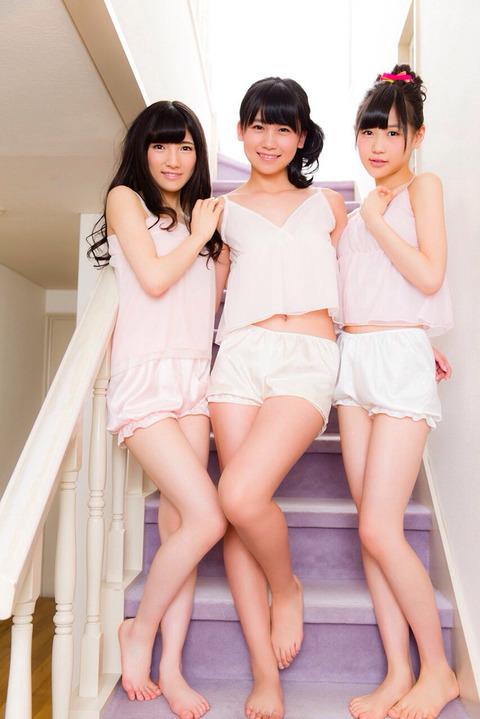【AKB48】三銃士って実質こじまこ一強じゃねえか
