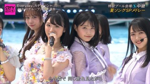 【画像】AKB山内瑞葵がSTU瀧野由美子を公開処刑wwwwww