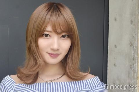 【元NMB48】メジャーデビューした岸野里香、音楽活動しながら現在もバイト生活・・・