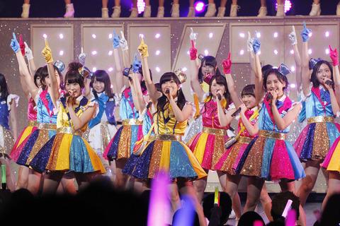 【HKT48】全国ツアーファイナル横浜アリーナに公演追加決定!!