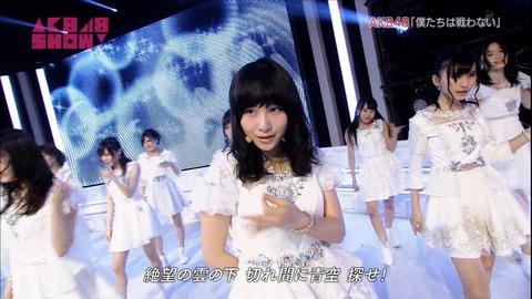 【AKB48SHOW】福岡聖菜ちゃんって何で見つからないの?