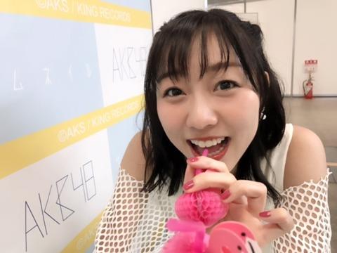 【SKE48】須田亜香里「イロモノや邪道扱いされてるけど純粋に100%アイドルでやってきた自信がある」
