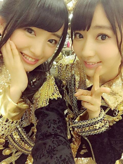 【AKB48】さくらたんとみーおん、センター適性あるのはどっち?【宮脇咲良・向井地美音】