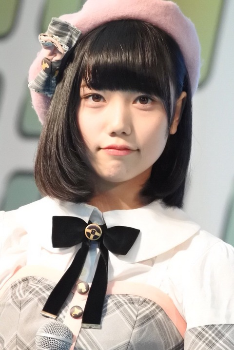 【AKB48】チーム8長久玲奈のソロイベントをAKB48カフェで開催決定!【8/26】