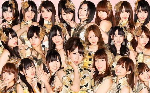 【AKB48】お姉さん系メンバー不足問題