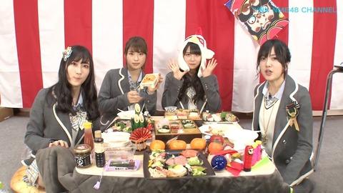 【NMB48】ふぅちゃんが食べたことなさそうなもの【矢倉楓子】
