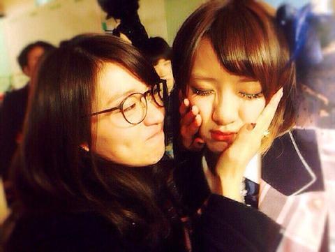 【AKB48】卒業が決まった高橋みなみに「ありがとう」を言うスレ