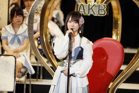 【AKB48】高橋朱里と岡田奈々がAKBを立て直すみたいなこと言ってたけど